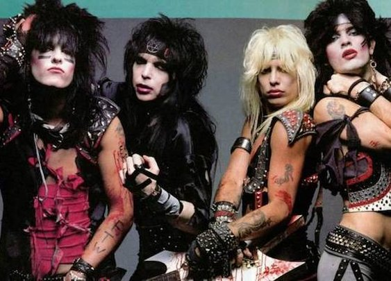 In Defense Of Glam Metal - The Quietus
