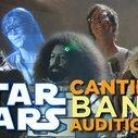 Star Wars Cantina Band Auditions