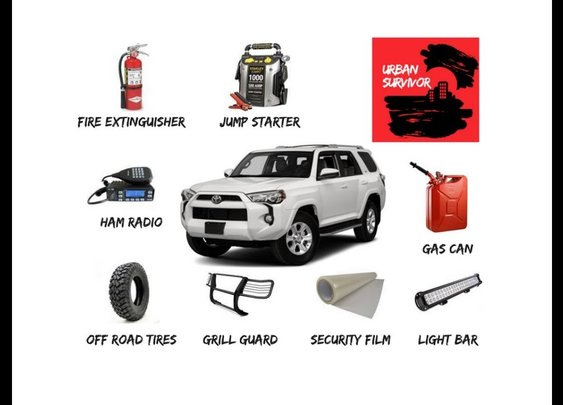 Ultimate Bug Out Vehicle Upgrades and Accessories - YouTube