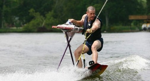 Facts About Extreme Ironing | The Fact Site