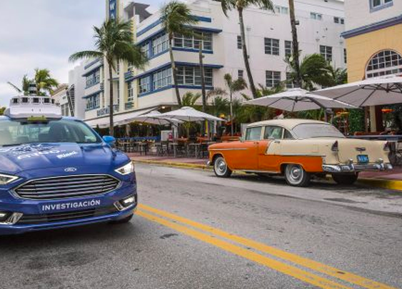 Ford Will Start Delivering Pizzas With Self-Driving Cars in Miami