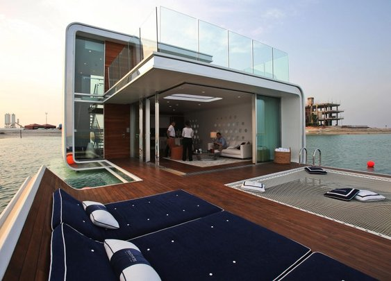 All Aboard! 15 Amazing Houseboats, Boatels