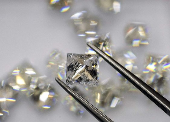 Found trapped in a diamond: A type of ice not known on Earth