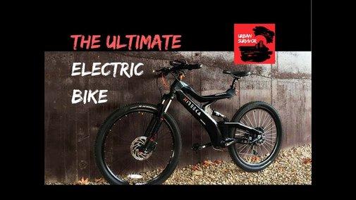 The Ultimate Electric Bike is the Nireeka - YouTube
