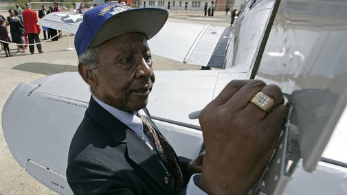 Floyd J. Carter, A Tuskegee Airman And NYPD Detective, Dies At 95