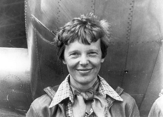 Amelia Earhart's Remains Were Probably Found in 1940