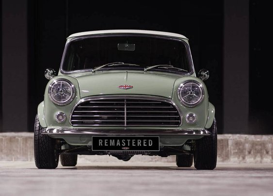 David Brown Is Building the Best Mini Coopers in the World