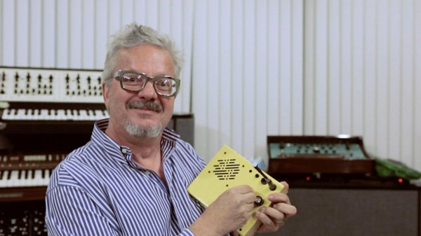 The Mastermind of Devo Shows Off His Synthesizer Collection | Open Culture