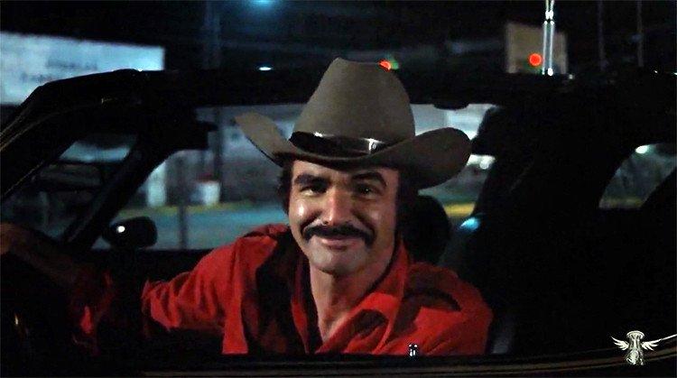 Burt Reynolds Chewing Gum in Movies & TV Shows
