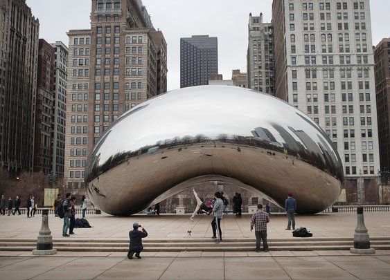 A Big Ol' Bean Battle Erupts Between Chi-Town And H-Town