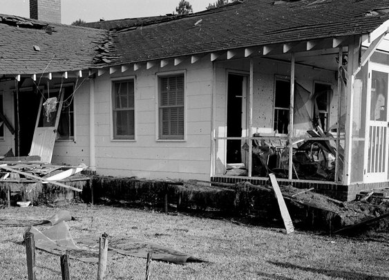 The atomic bomb that faded into South Carolina history
