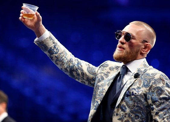 Conor McGregor charged after allegedly attacking bus filled with UFC Fighters