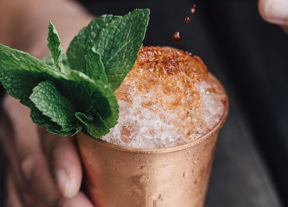 April Is Mint Julep Month In Louisville - Flaviar