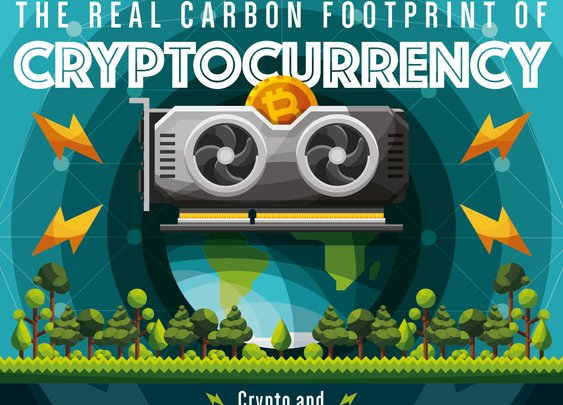 The Real Carbon Footprint of Cryptocurrency – The Merkle