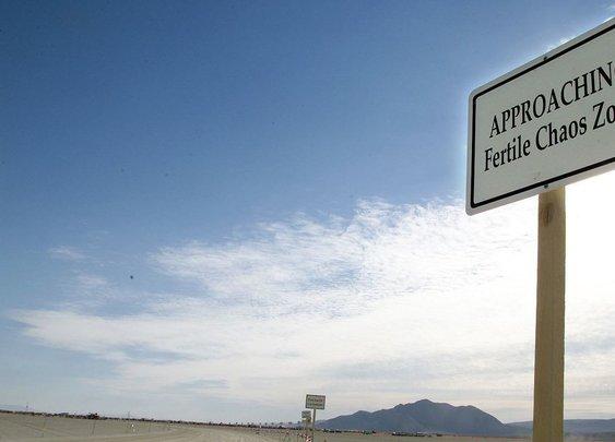 Burning Man Co-Founder Larry Harvey Dies At 70