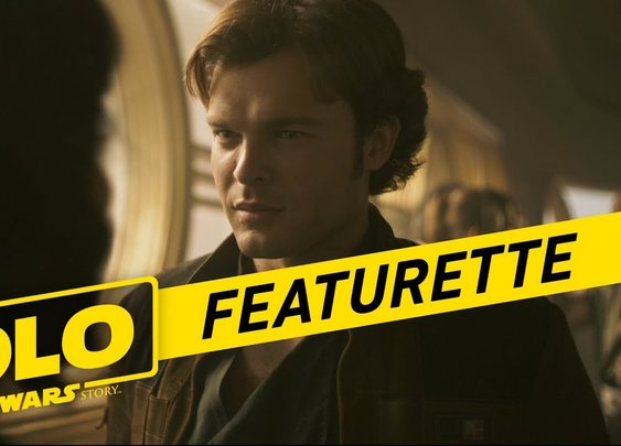 Solo: A Star Wars Story | Becoming Solo Featurette - YouTube