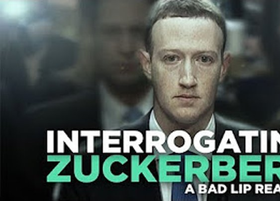 INTERROGATING ZUCKERBERG-A Bad Lip Reading