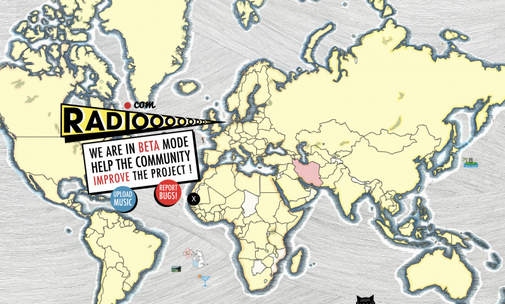 Radiooooo: Discover the Musical Time Machine That Lets You Hear What Played on the Radio in Different Times & Places |  Open Culture