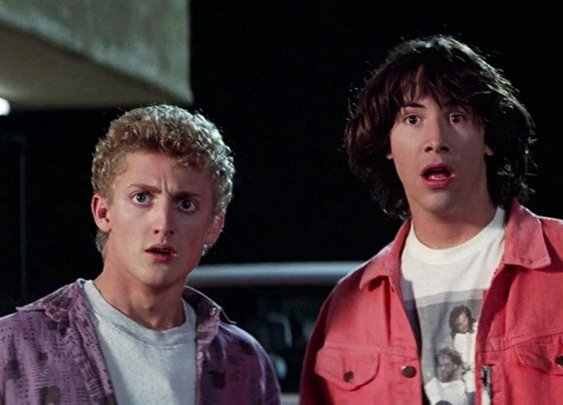 Keanu Reeves, Alex Winter to Reprise Roles in Third 'Bill & Ted' Film
