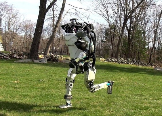 obots can now run, jump and climb , but can it grab a Coors for me :)