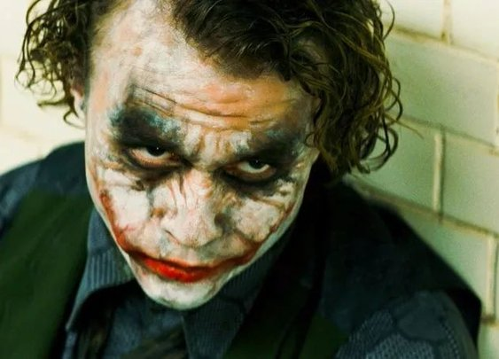 Patton Oswalt has a very good take on Heath Ledger's Joker