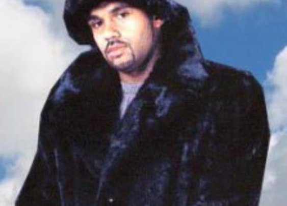 Fashinable & Striking Black Faux Fur Long Trench Coat For Men