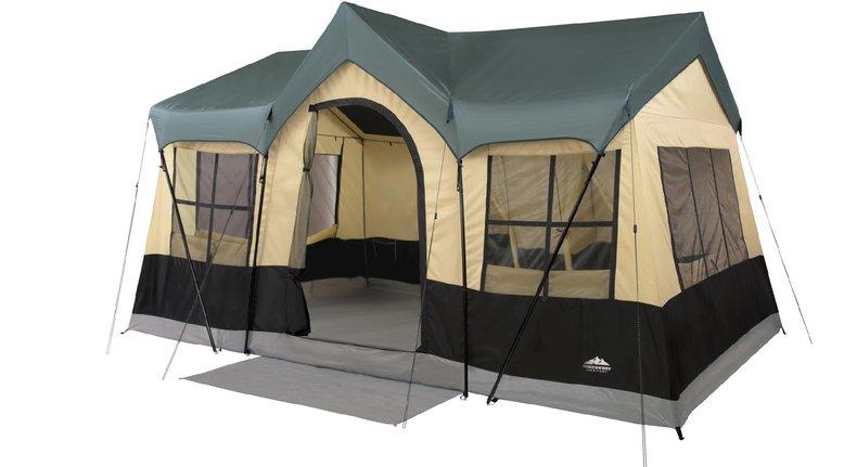 Northwest Territory Canyon Lake Cottage Tent (Sleeps 8) $134.99  sc 1 st  Gentlemint & Northwest Territory Canyon Lake Cottage Tent (Sleeps 8) $134.99 ...