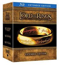 TODAY ONLY: Lord of the Rings Extended Trilogy [Blu-ray] $29.99