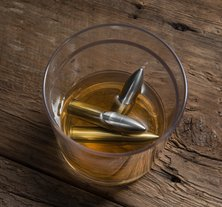 COOL ITEM: Whiskey Bullet Ice Cubes