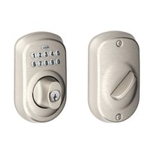 TODAY ONLY: 70% Off Schlage Electronic Keypad Deadlts