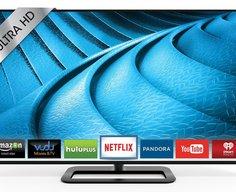 TODAY ONLY: Vizio 4k Smart TVs Sale
