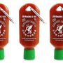 Sriracha Keychain Bottle 3-Pack $9.98