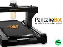 COOL ITEM: Pancake Printer Bot