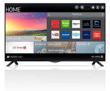TODAY ONLY: LG 40-inch 4K Ultra Smart LED TV $499