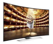 Samsung Curved 55-Inch 4K Ultra HD 3D Smart LED TV $1,899.99