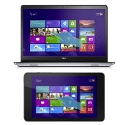 Dell 15-inch Laptop + Venue 8 Tablet for $799.99