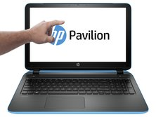 TODAY ONLY: HP 17.3 Touchscreen A10 Quad-Core Laptop $419.99