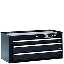 Craftsman 3-Drawer Heavy-Duty Middle Chest $57.99