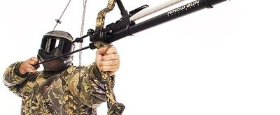 COOL ITEM: Airow Paintball Bow