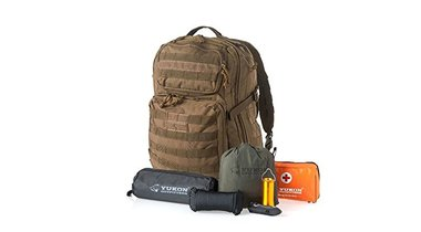 TODAY ONLY: 57% Off Yukon Outfitters 58-Piece Survival Kit