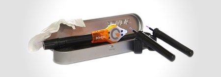 Liquid Plastic Welder Bondic Pro Kit $22.99