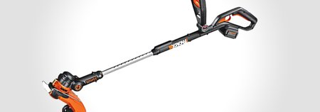 WORX 32-Volt Cordless Trimmer and Edger $99.99