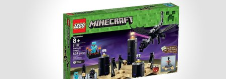 LEGO Minecraft Ender Dragon $38.19 (reg. $49)