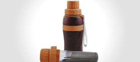 EZ Cold Brew Coffee Maker Bottle