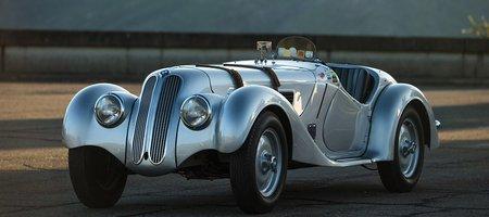 1939 Racing BMW 328