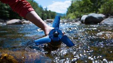 eStream: Portable Water Energy Plant