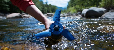 eStream: Portable Water Energy Plant