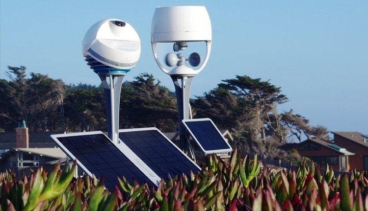 Smart Weather Camera System