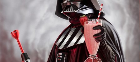 Darth  Vader Light Saber Blender