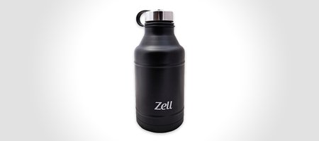 The Zell Beer Growler